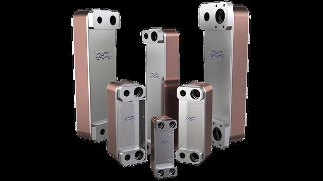 Heat Exchangers: Brazed Plate Heat Exchangers